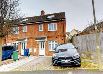 Thumbnail 3 bed semi-detached house for sale in Nowell Road, Rose Hill, Oxford, Oxfordshire