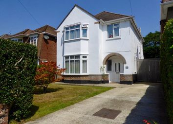 Thumbnail 3 bed detached house for sale in Bradpole Road, Bournemouth