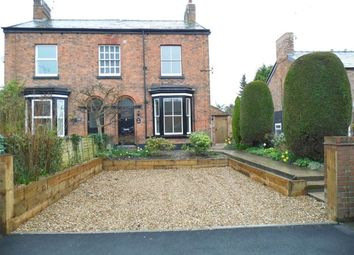 Thumbnail 3 bed semi-detached house to rent in London Road, Nantwich