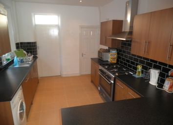 Thumbnail 5 bedroom terraced house to rent in Simonside Terrace, Newcastle Upon Tyne