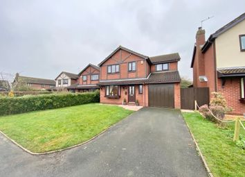 Thumbnail 4 bed detached house for sale in Corra Meadows, Calverhall, Whitchurch