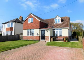 Thumbnail 4 bed detached house for sale in Blythe Road, Corfe Mullen, Wimborne