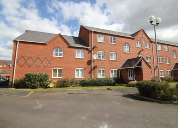 Thumbnail 2 bedroom flat to rent in Frances Havergal Close, Leamington Spa