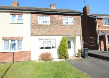 Thumbnail 2 bed semi-detached house to rent in Bushey Fields Road, Dudley