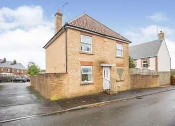 Thumbnail 3 bedroom detached house for sale in Diggory Crescent, Dorchester