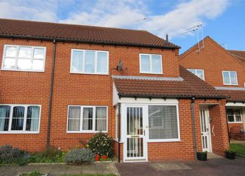 Thumbnail 2 bed flat for sale in Bishops Court, Sleaford
