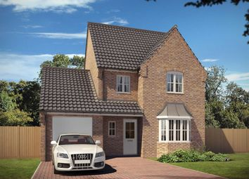 """Thumbnail 3 bedroom detached house for sale in """"The Orwell"""" at Carsons Drive, Great Cornard, Sudbury"""