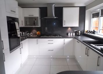Thumbnail 3 bed semi-detached house for sale in Balliol Close, Peterlee