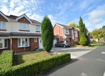 Thumbnail 3 bed semi-detached house for sale in Wembley Close, Stockport, Cheshire