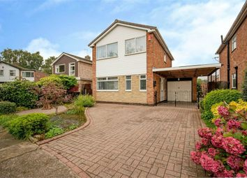 Thumbnail 3 bedroom detached house for sale in St Marys Close, Attenborough, Nottingham