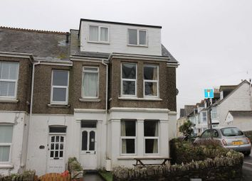 Thumbnail 9 bed end terrace house for sale in Trenance Road, Newquay