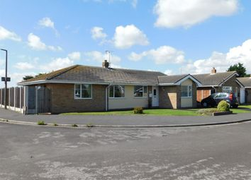 Thumbnail 4 bed detached bungalow for sale in Elizabeth Crescent, Ingoldmells, Skegness