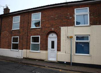 Thumbnail 2 bedroom terraced house for sale in 35 St Nicholas Street, Dereham, Norfolk