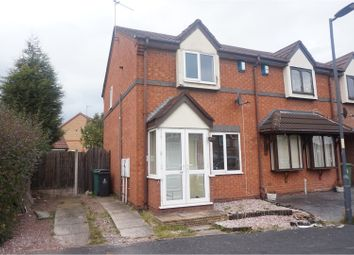 Thumbnail 2 bed semi-detached house to rent in Honeybourne Way, Willenhall