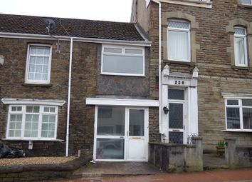 Thumbnail 2 bed terraced house to rent in New Road, Skewen, Neath.