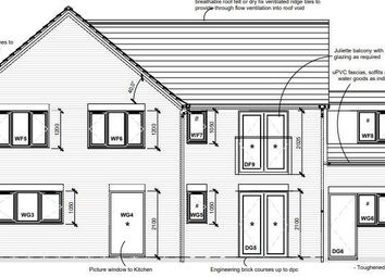 Thumbnail 4 bed detached house for sale in Bloomery House, Cowers Lane, Belper, Derbyshire