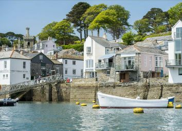 Thumbnail Town house for sale in Albert Quay, Fowey