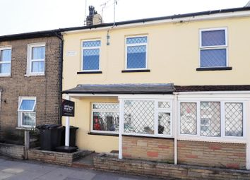 3 bed terraced house for sale in Broomfield Road, Swanscombe DA10