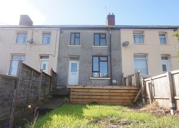 3 bed terraced house for sale in Meadow Terrace, Phillipstown, New Tredegar NP24