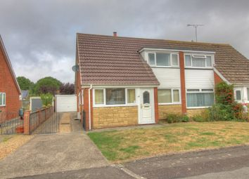 Thumbnail 3 bed bungalow for sale in The Buntings, Swindon