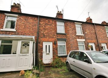 Thumbnail 2 bed terraced house for sale in Station View, Elworth, Sandbach