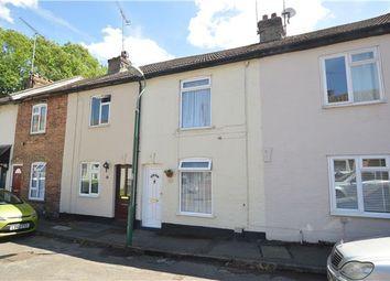 Thumbnail 2 bed terraced house for sale in Milton Road, Dunton Green, Sevenoaks, Kent
