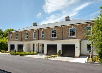 Burlington Place, 43 Chilbolton Avenue, Winchester, Hampshire SO22. 3 bed end terrace house for sale