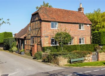 Thumbnail 3 bed detached house for sale in Lower Eashing, Godalming, Surrey