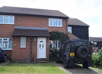 Thumbnail 2 bed terraced house for sale in Spicersfield, Waltham Cross
