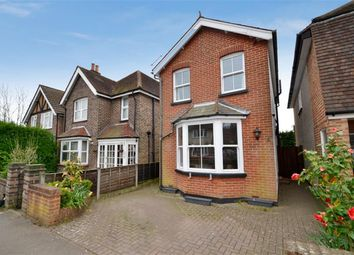 Thumbnail 3 bedroom detached house for sale in Southcote Road, Merstham, Surrey