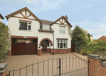 Thumbnail 4 bed detached house for sale in Moore Road, Mapperley, Nottingham