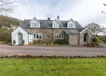 Thumbnail 4 bed detached house for sale in Itton, Chepstow, Monmouthshire