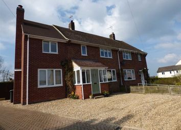 Thumbnail 4 bed semi-detached house for sale in West Street, Welford, Northampton
