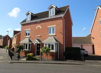 Thumbnail 4 bed detached house for sale in Balshaw Way, Chilwell, Nottingham