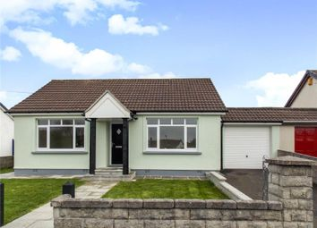 Thumbnail 2 bed bungalow for sale in Trelawney Avenue, Treskerby, Redruth
