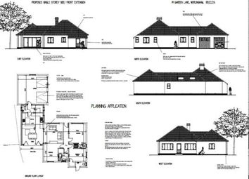 Thumbnail 3 bedroom bungalow for sale in Worlingham, Beccles, Suffolk