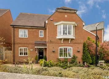 Thumbnail 5 bed detached house for sale in Violet Way, Kingsnorth, Ashford