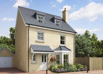 Thumbnail 4 bedroom property for sale in Penrose Park, Biggleswade, Bedfordshire