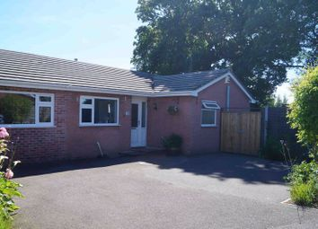 Thumbnail 3 bed detached bungalow for sale in Dukesfield, Christchurch