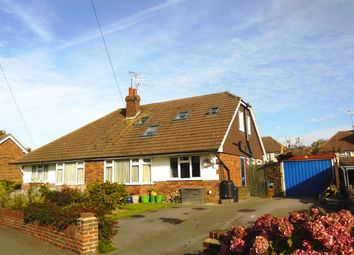 Thumbnail 4 bed semi-detached bungalow for sale in Adur Road, Burgess Hill