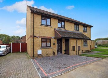3 bed semi-detached house for sale in Brickfield Close, Vange, Basildon SS16