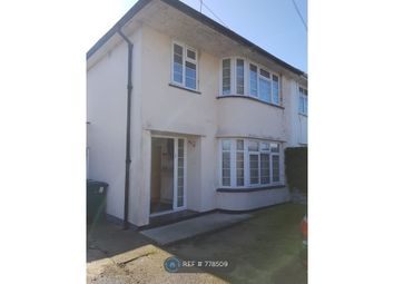 Thumbnail 3 bed semi-detached house to rent in Helgiford Gardens, Sunbury-On-Thames