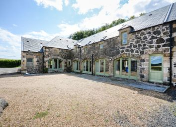 Thumbnail 4 bed farmhouse for sale in Blinkbonny Farm Steading, East Of Lindores, Fife