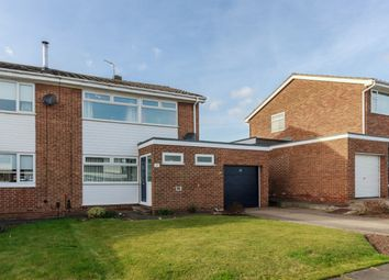 Thumbnail 3 bed semi-detached house for sale in Weaverham Road, Stockton-On-Tees, Stockton-On-Tees