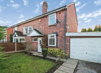 2 bed semi-detached house for sale in Lancaster Road, Wilmslow SK9
