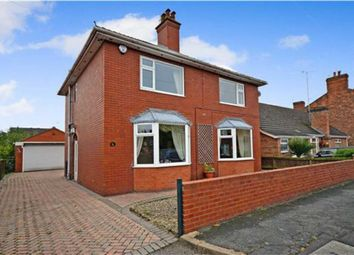 Thumbnail 4 bedroom detached house for sale in Mount Pleasant Road, Goole
