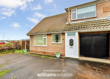 Thumbnail 4 bed semi-detached house for sale in Beach Road West, Prestatyn
