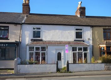 Thumbnail 4 bed terraced house for sale in Marine Road, Pensarn
