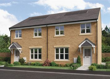 "Thumbnail 3 bedroom mews house for sale in ""Meldrum End"" at Queen Mary Avenue, Clydebank"