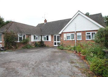 Thumbnail 4 bedroom detached bungalow for sale in Ridgeway, East Grinstead